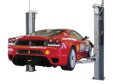 Space_2_post_car_lift_7